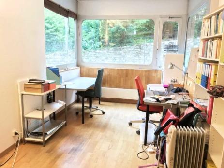 Bureau fermé - Coworking du Valentin à Lausanne